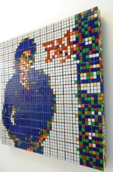 SPACE INVADER – Michael Jackson BAD Original