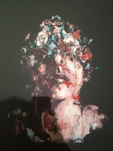 Borondo – Fake Paradise Print. at 727gallery.com for sale