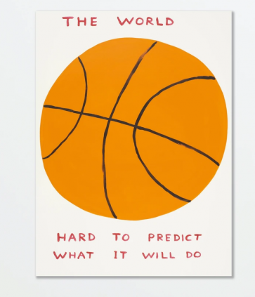 David Shrigley The World