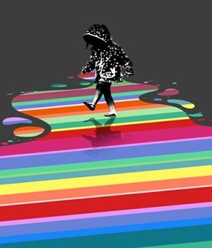 Eelus – After the Rain Print-from 727galler