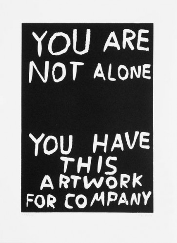 David Shrigley for sale 727gallery.com
