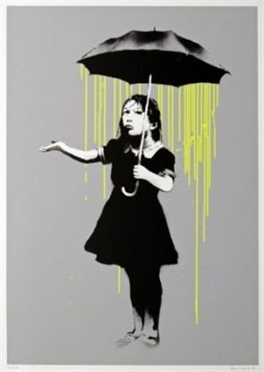 Banksy Nola Neon Edition 31