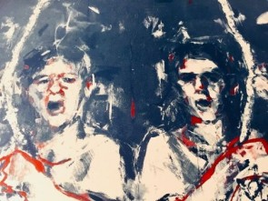 Borondo Naive Show Print Signed at 727gallery.com for sale
