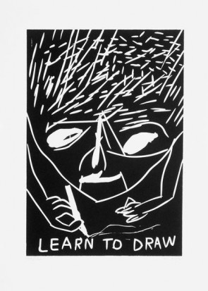 David Shrigley Learn to Draw-from 727gallery.com
