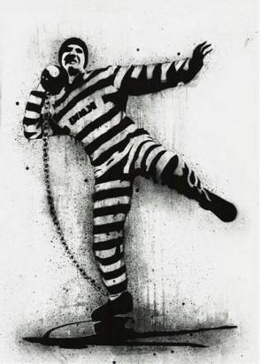 Dolk – Prisoner Print