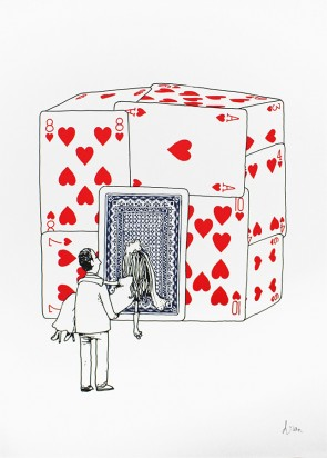 View House of Cards by Dran