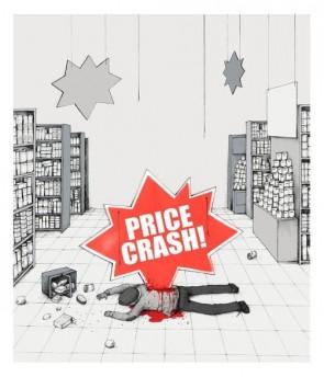 Dran Price crash