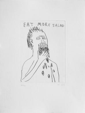 David Shrigley Eat More Salad (8)