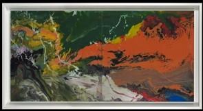 Gerhard Richter P15 (Flow)