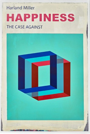 Harland Miller Happiness, The Case Against, 2017
